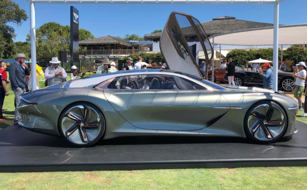 2019 - [Bentley] EXP 100 GT Concept - Page 2 20190813