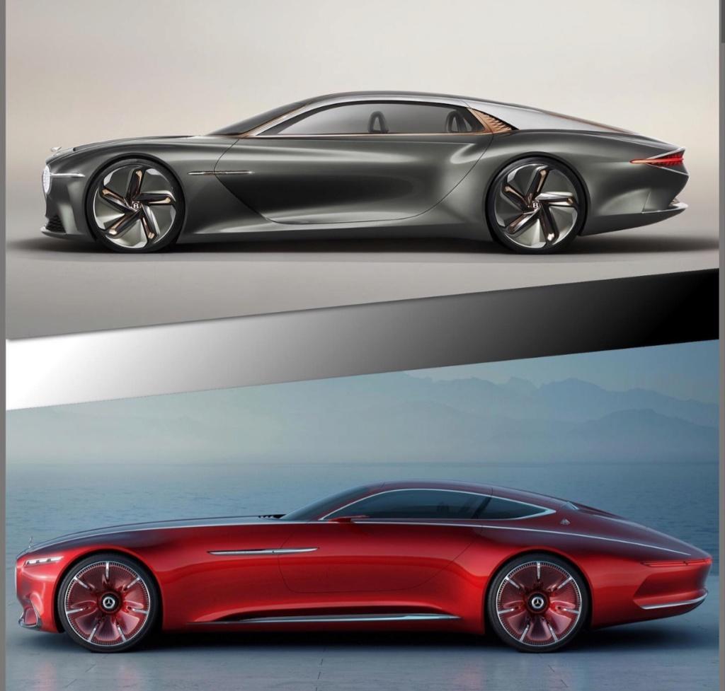 2019 - [Bentley] EXP 100 GT Concept - Page 2 20190814