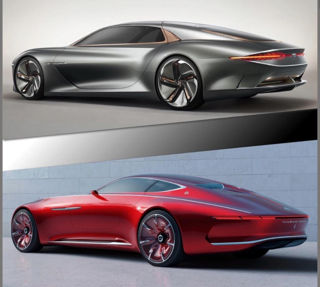 2019 - [Bentley] EXP 100 GT Concept - Page 2 20190815