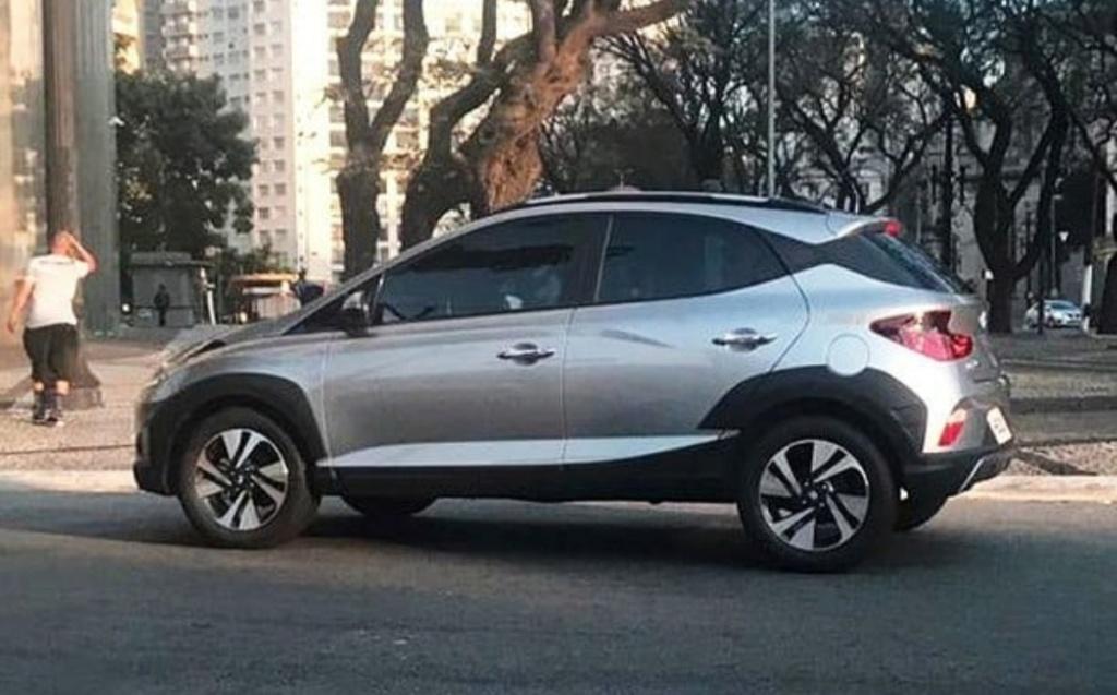 2020 - [Hyundai] HB20 (Brésil)  20190913