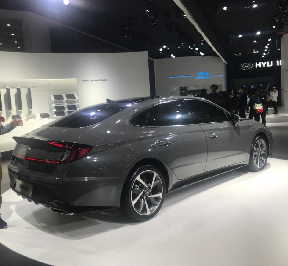 2020 - [Hyundai] Sonata VIII - Page 3 20190924