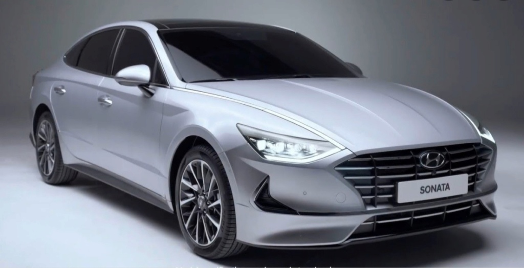 2020 - [Hyundai] Sonata VIII - Page 3 20190925