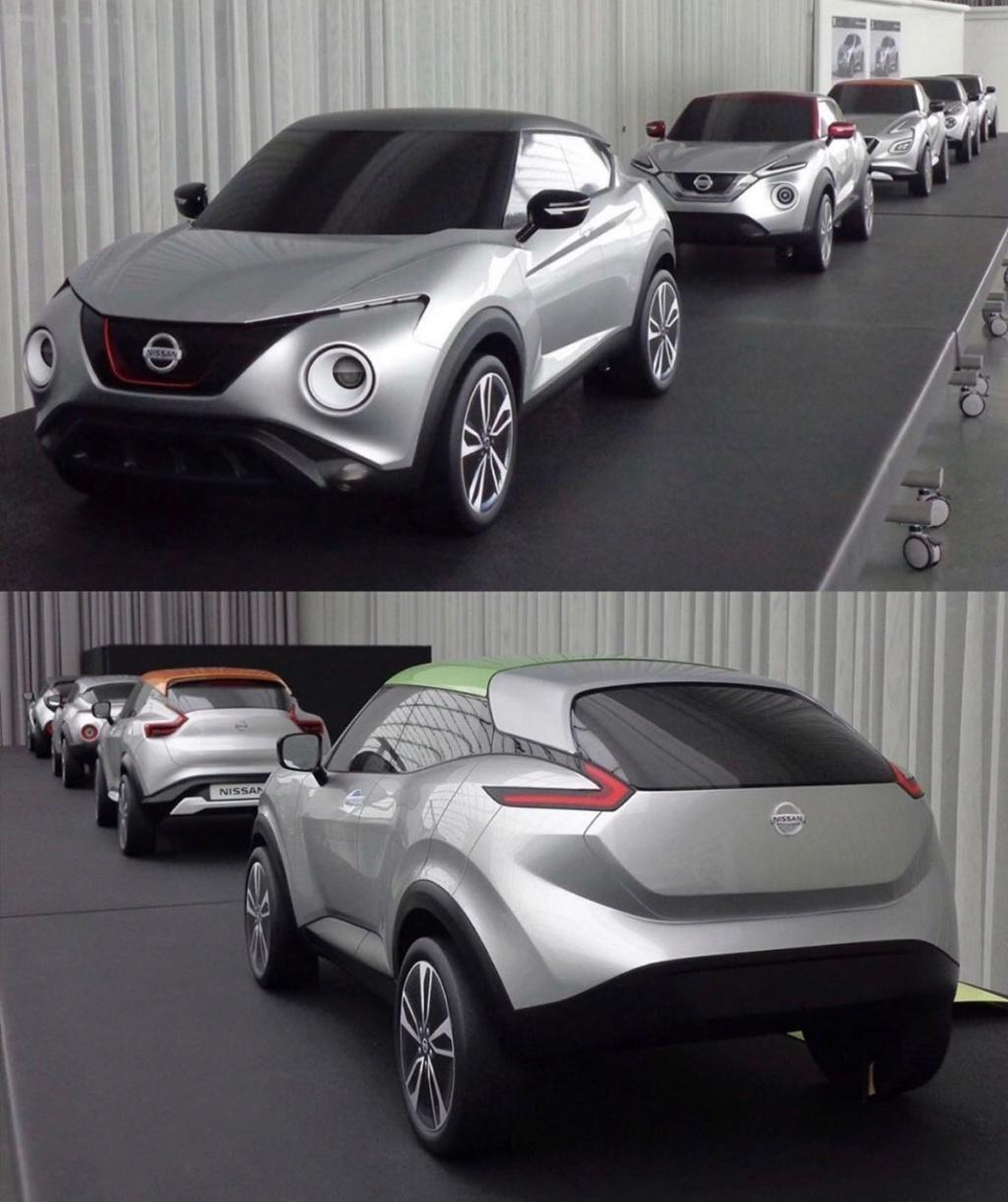 2020 - [Nissan] Juke 2 - Page 17 20191031
