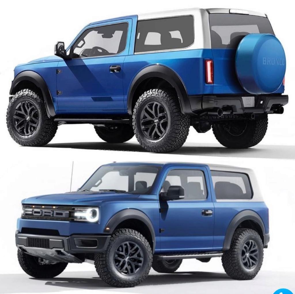 2020 - [Ford] Bronco VI 20191039