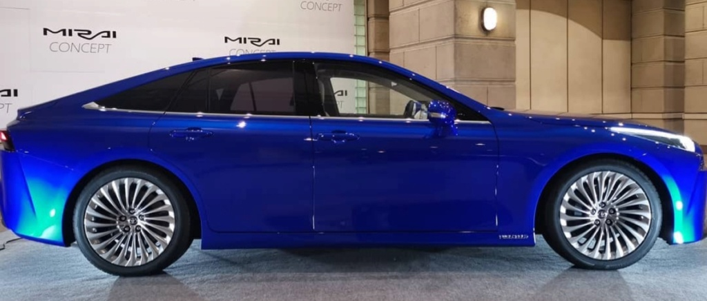 2020 - [Toyota] Mirai II 20191067