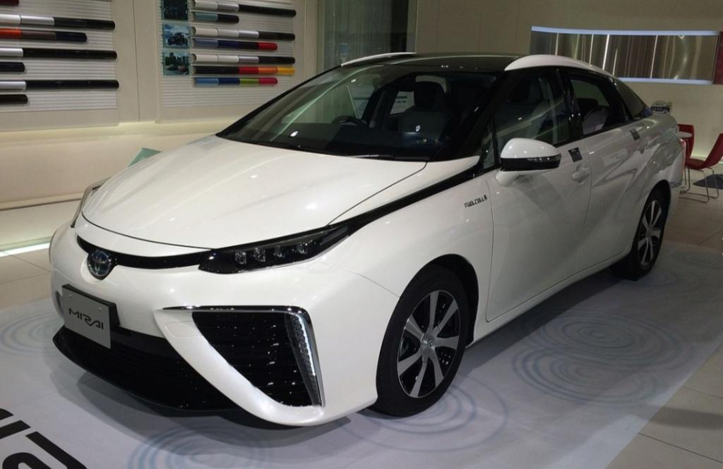 2020 - [Toyota] Mirai II 20191069