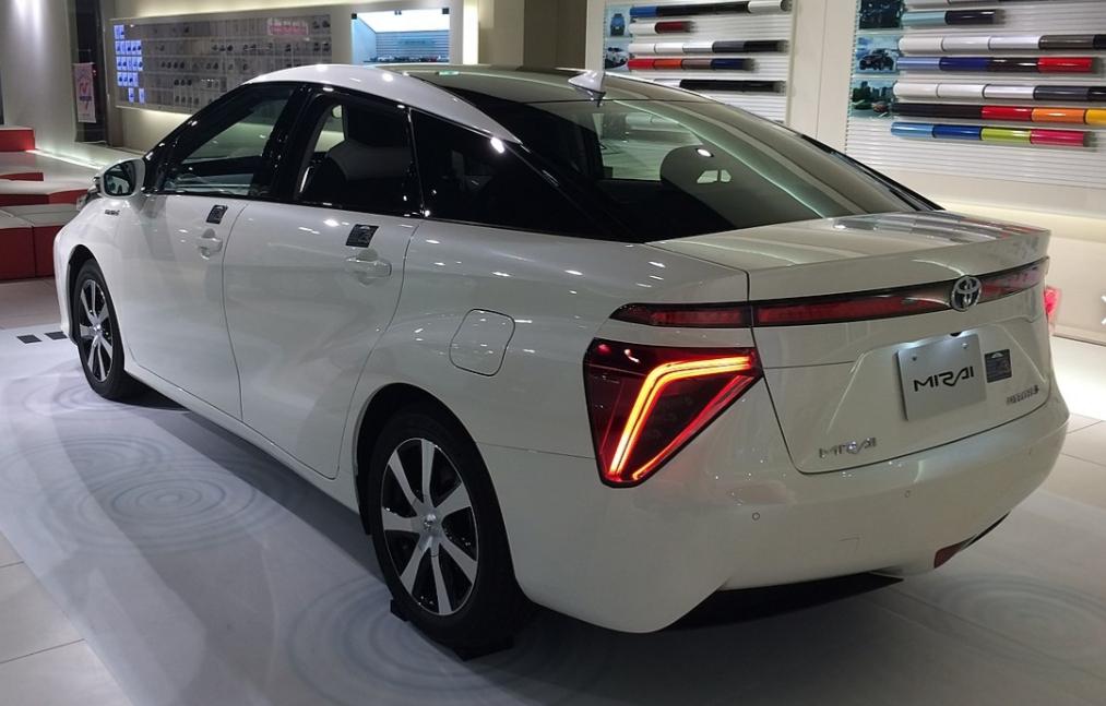2020 - [Toyota] Mirai II 20191070