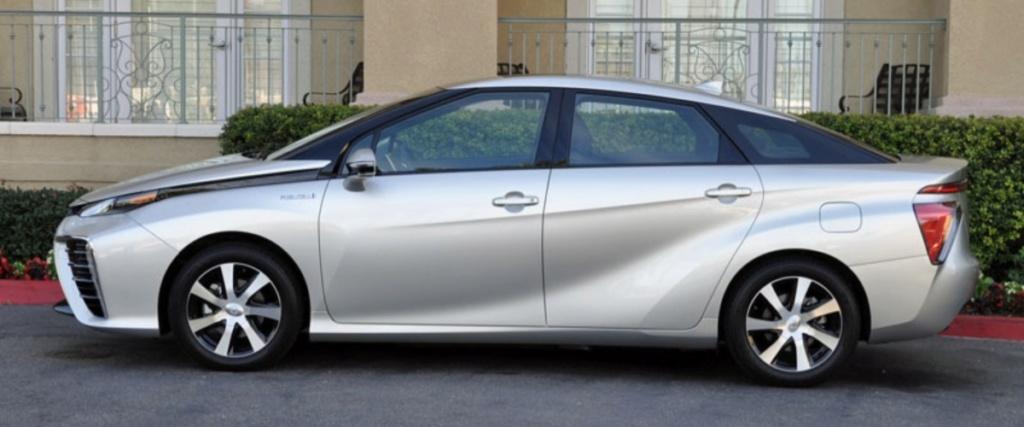 2020 - [Toyota] Mirai II 20191071