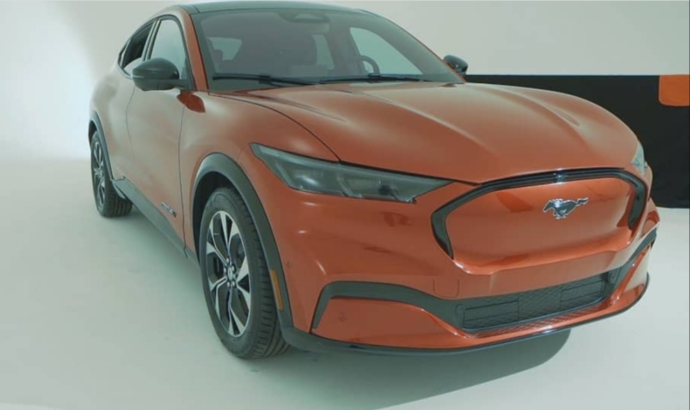 2020 - [Ford] Mustang Mach-E - Page 4 20191156