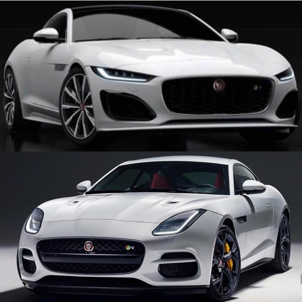 2021 - [Jaguar] F-Type restylée - Page 3 20191171