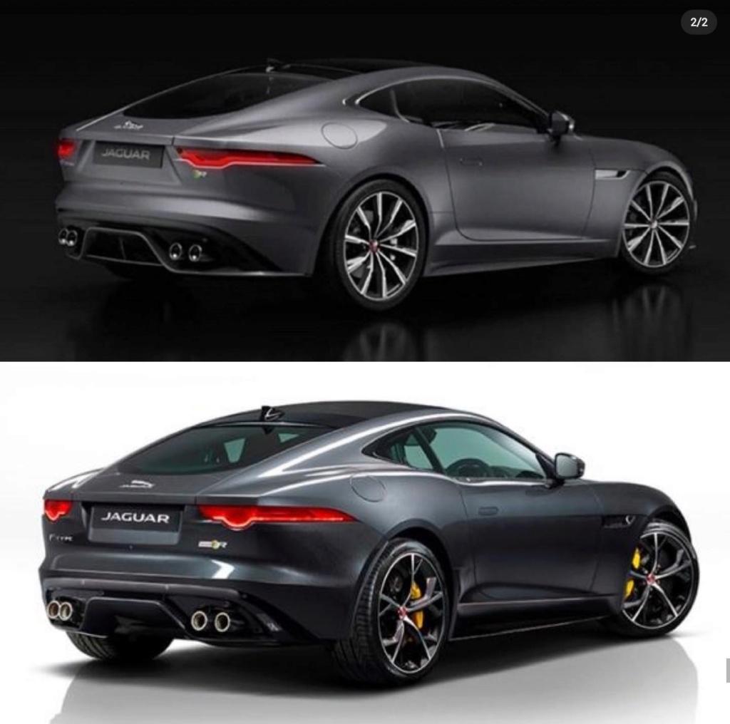 2021 - [Jaguar] F-Type restylée - Page 3 20191210