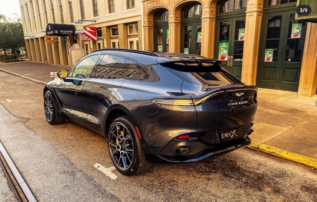 2019 - [Aston Martin] DBX - Page 7 20191215