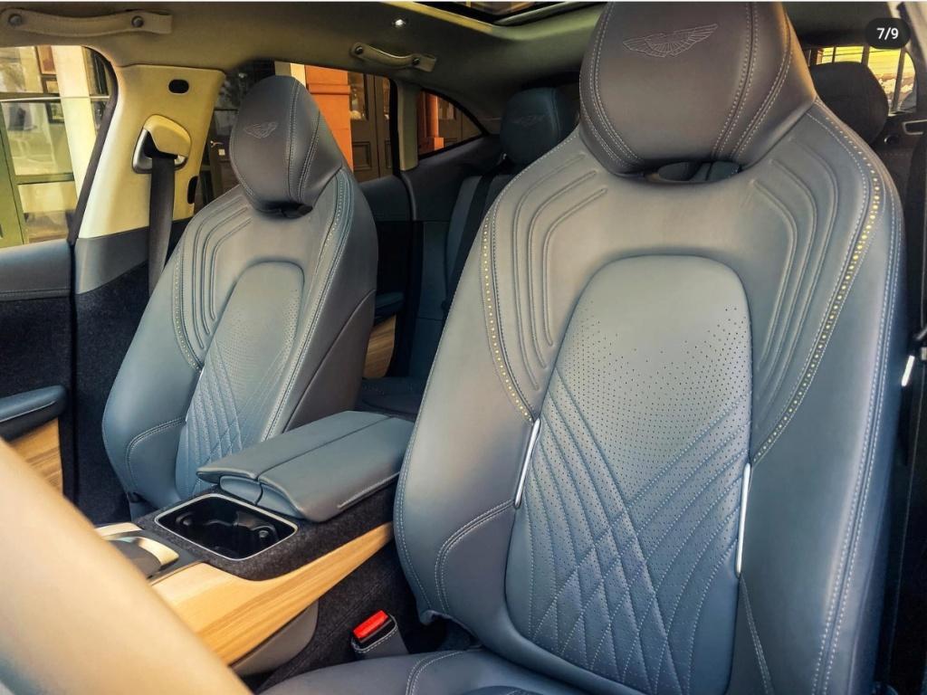 2019 - [Aston Martin] DBX - Page 7 20191220