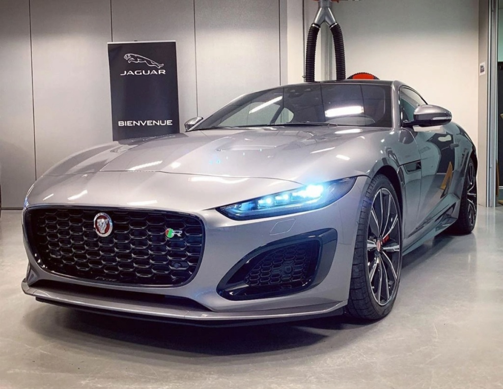 2021 - [Jaguar] F-Type restylée - Page 4 20191224