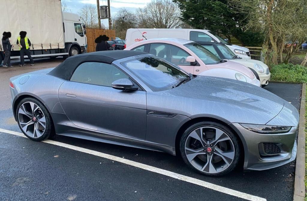 2021 - [Jaguar] F-Type restylée - Page 4 20191225