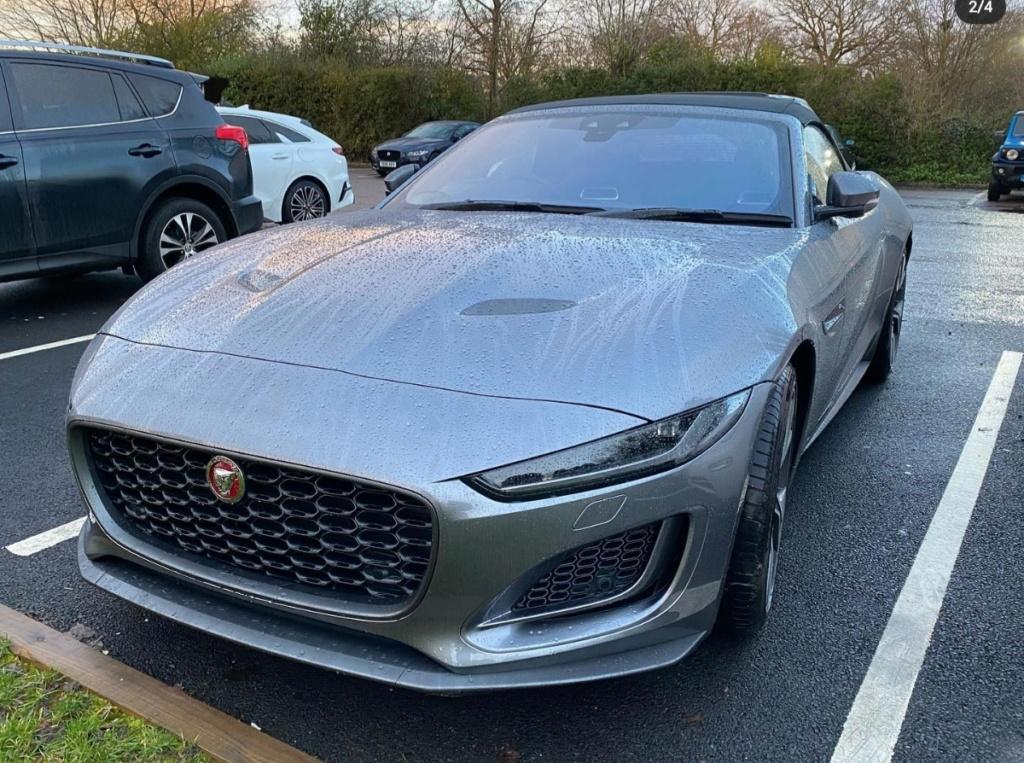 2021 - [Jaguar] F-Type restylée - Page 4 20191228