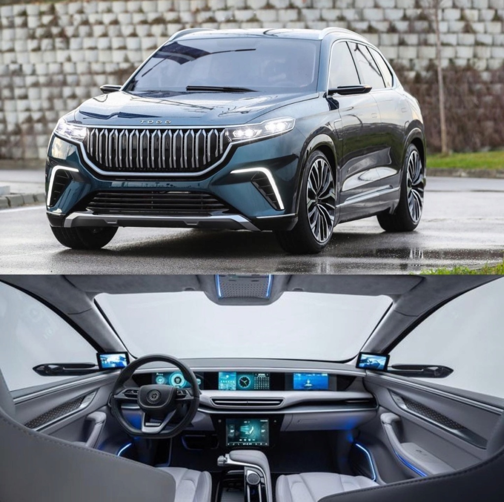 2020 - [TOGG] SUV et Sedan 20191239