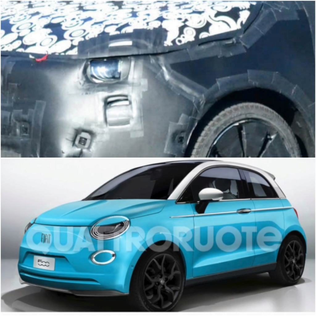 2020 - [Fiat] 500 e - Page 11 20200151