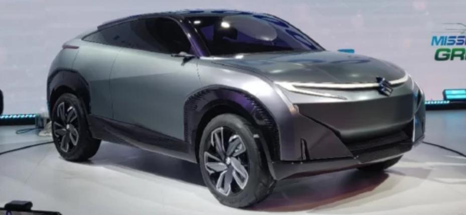 2020 - [Suzuki] Futuro-e Concept 20200214