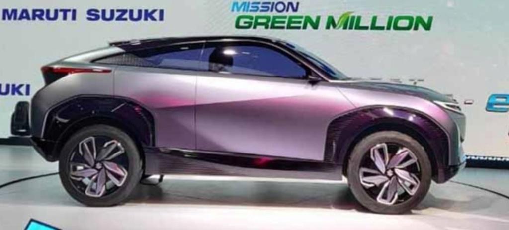 2020 - [Suzuki] Futuro-e Concept 20200215