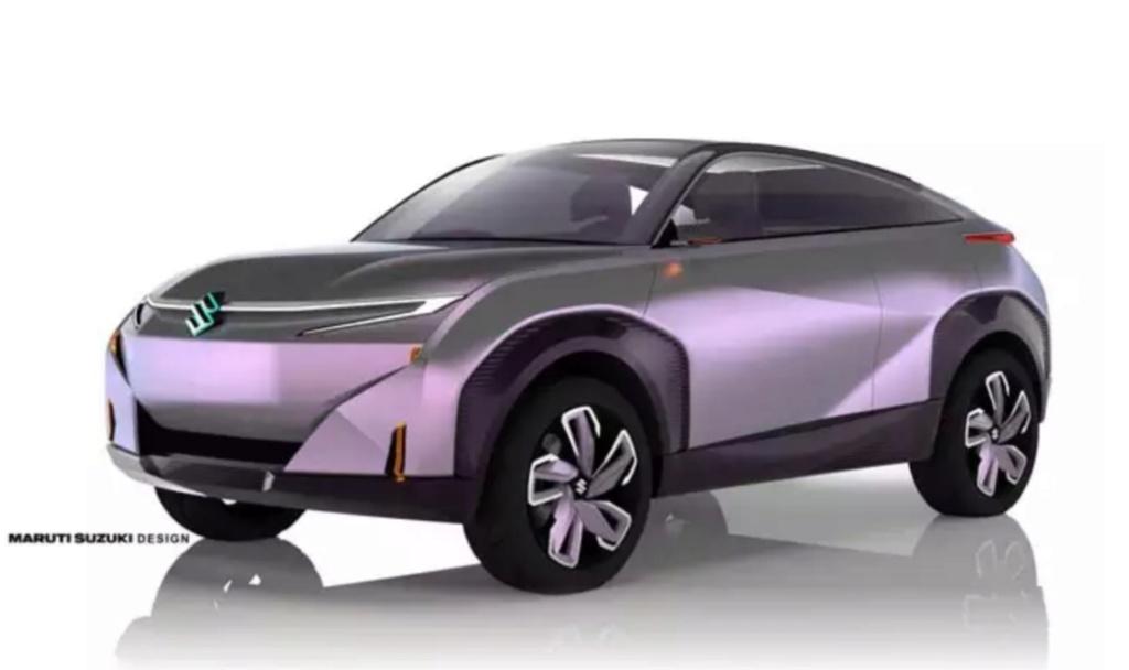 2020 - [Suzuki] Futuro-e Concept 20200216