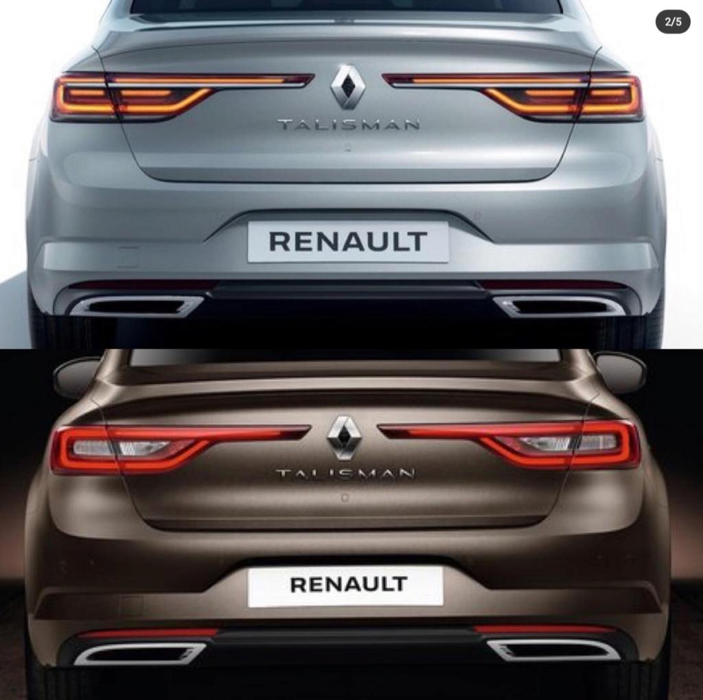 2020 - [Renault] Talisman restylée - Page 17 20200257