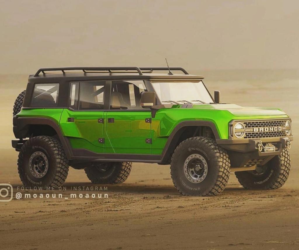 2020 - [Ford] Bronco VI - Page 2 20200261