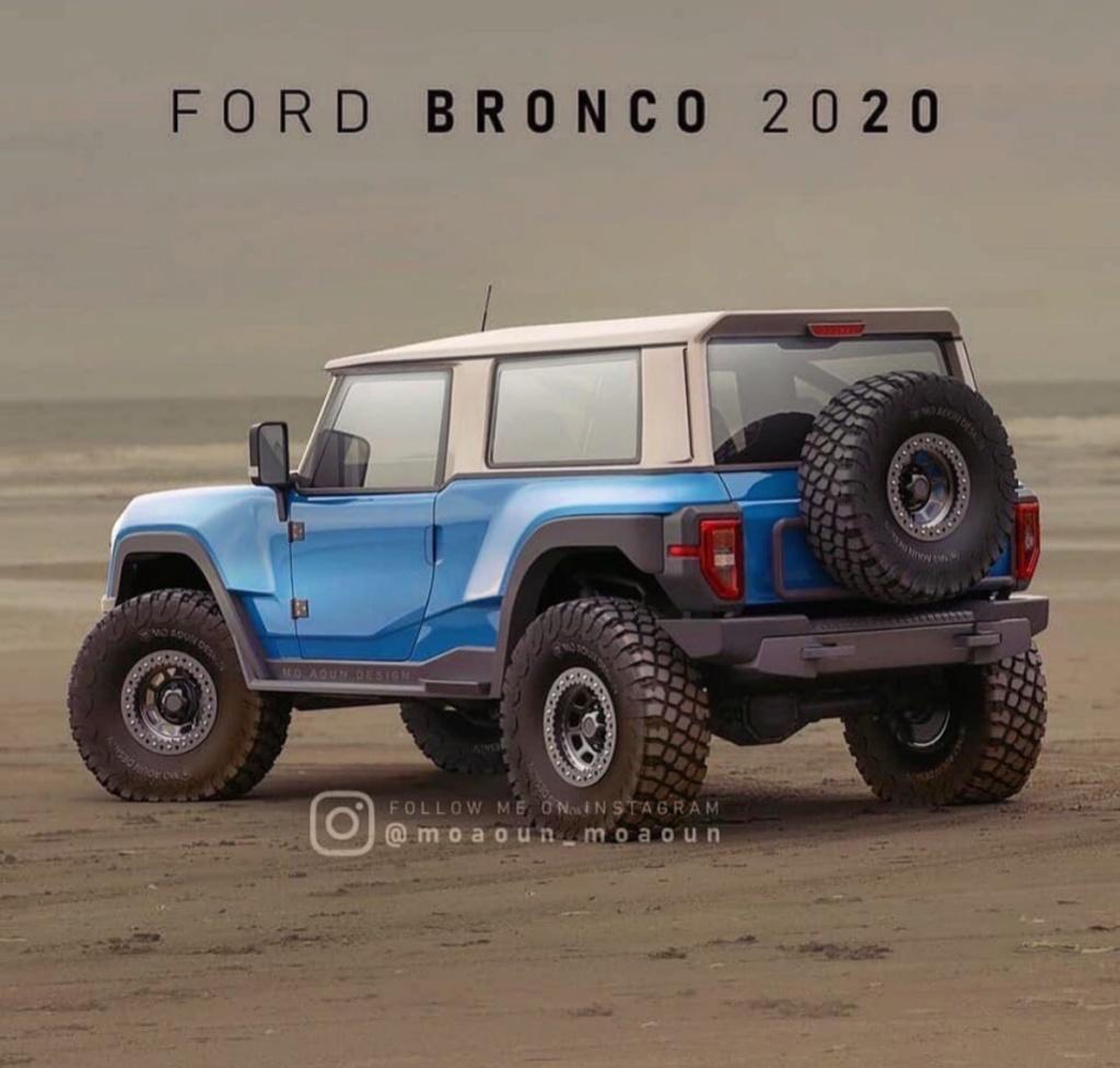 2020 - [Ford] Bronco VI - Page 2 20200263