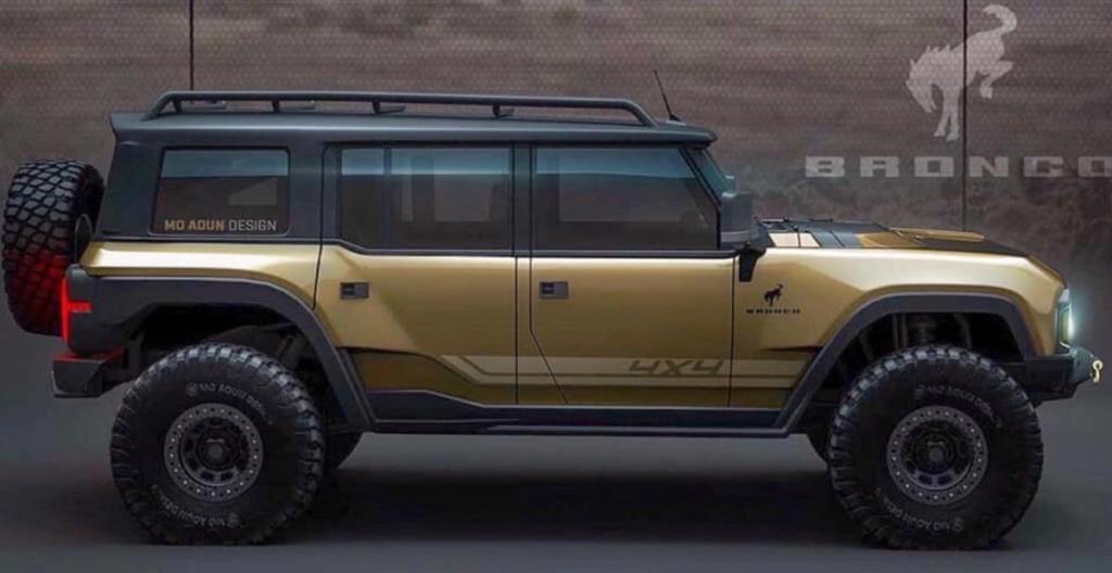 2020 - [Ford] Bronco VI - Page 2 20200265