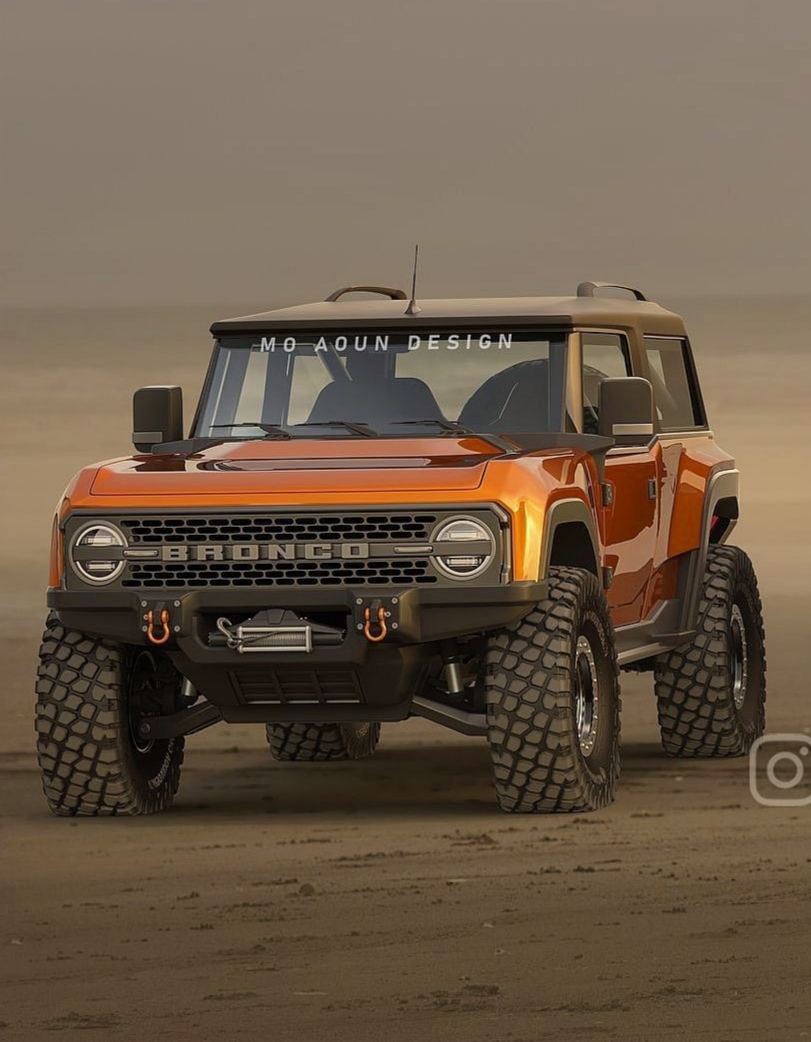 2020 - [Ford] Bronco VI - Page 2 20200266