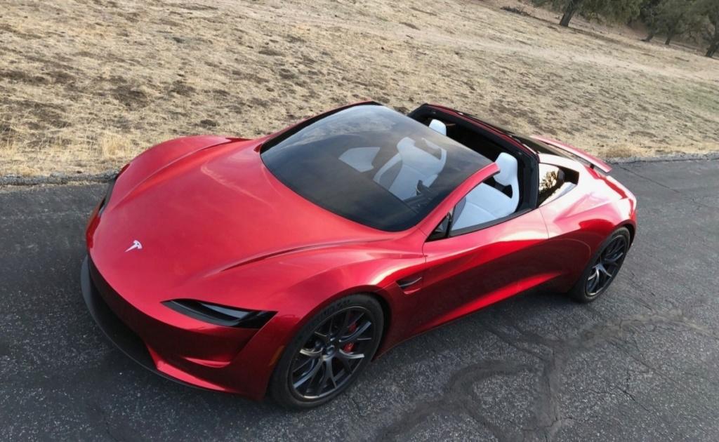 2019 - [Tesla] Roadster II - Page 3 20200277