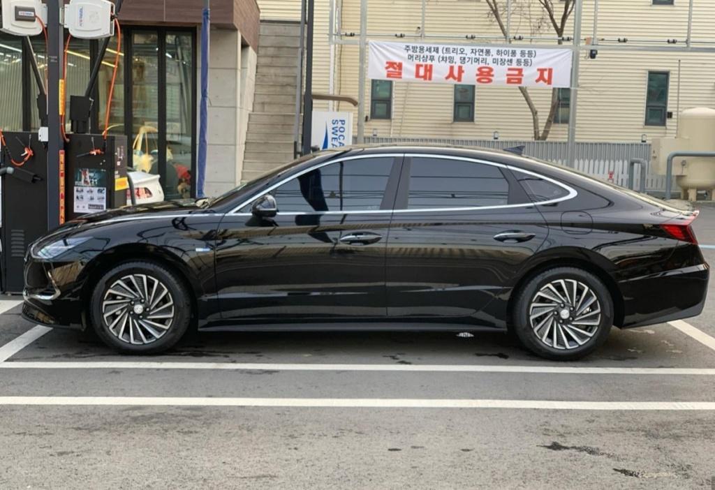 2020 - [Hyundai] Sonata VIII - Page 3 20200284