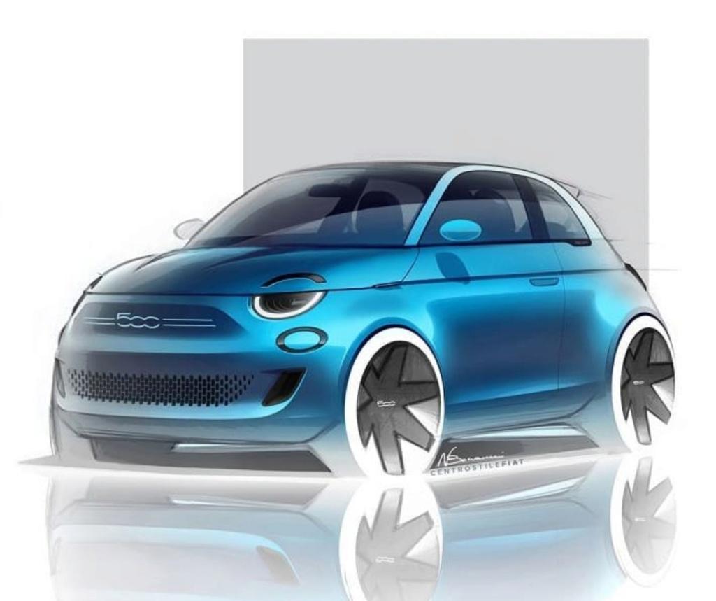2020 - [Fiat] 500 e - Page 21 20200335