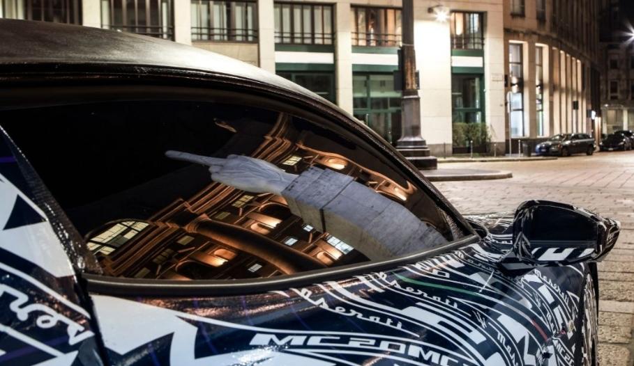 2020 - [Maserati] MC20 - Page 2 20200343