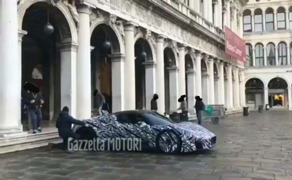 2020 - [Maserati] MC20 - Page 2 20200347