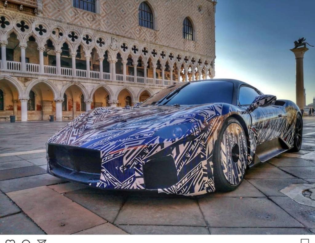 2020 - [Maserati] MC20 - Page 2 20200350