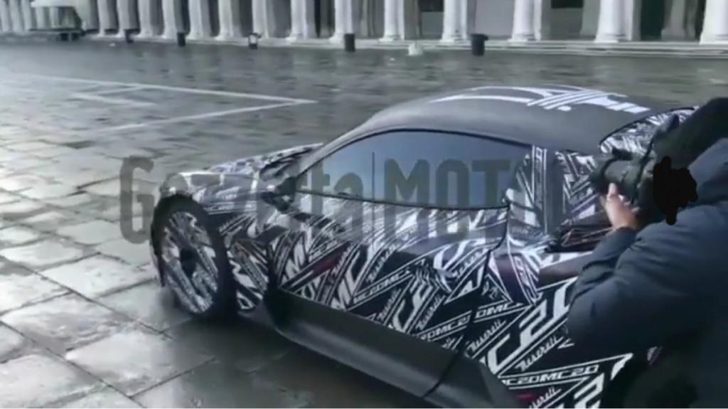 2020 - [Maserati] MC20 - Page 2 20200352