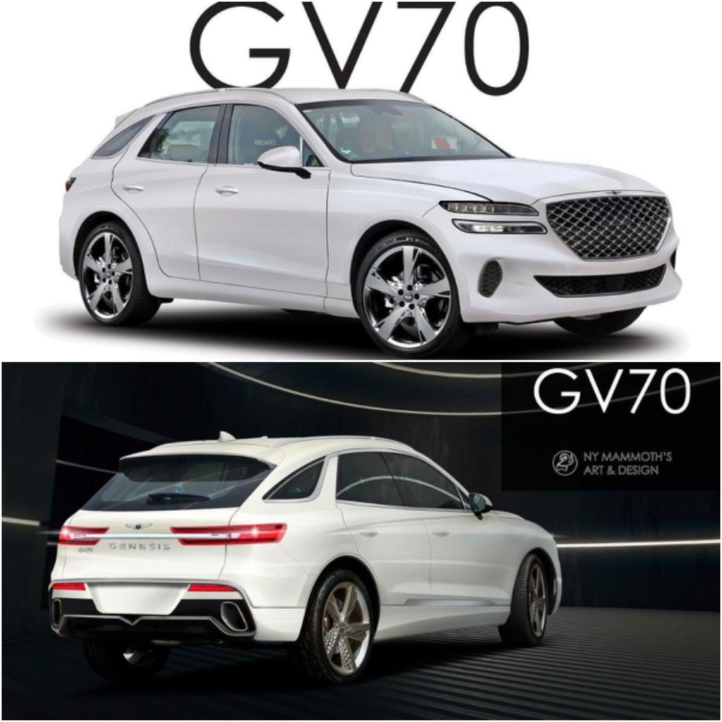 2020 - [Genesis] GV70 20200441
