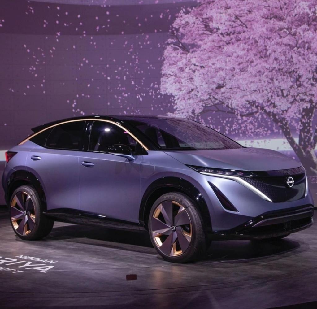 2020 - [Nissan] Ariya [PZ1A] 20200500