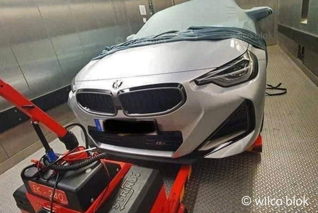 2022 - [BMW] Série 2 / M2 Coupé [G42] 20200505