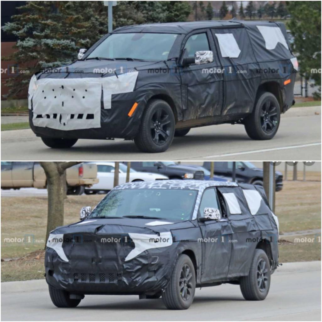 2017 - [Jeep] Grand Wagoneer - Page 2 20200587