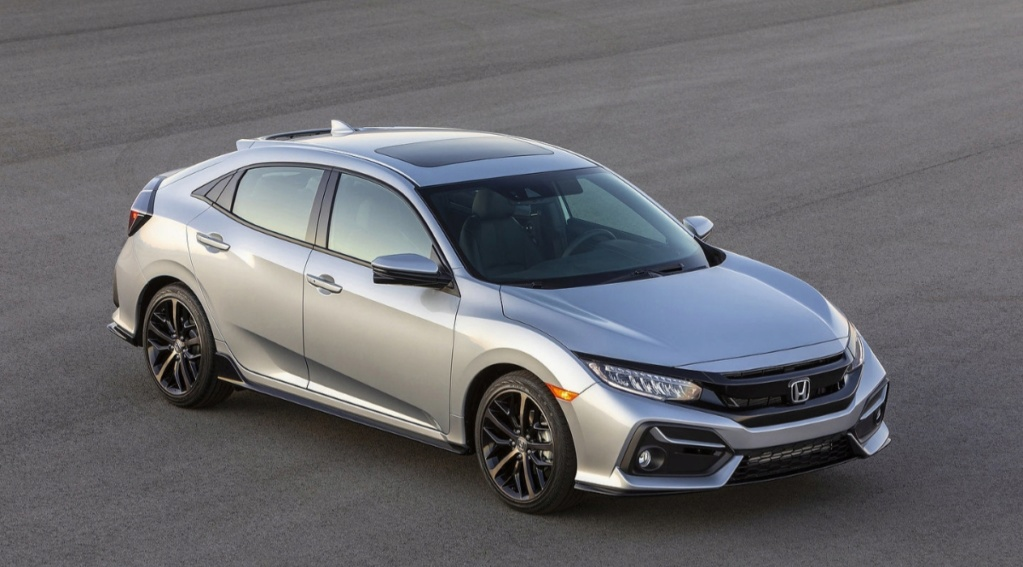 2021 - [Honda] Civic Hatchback  20200642