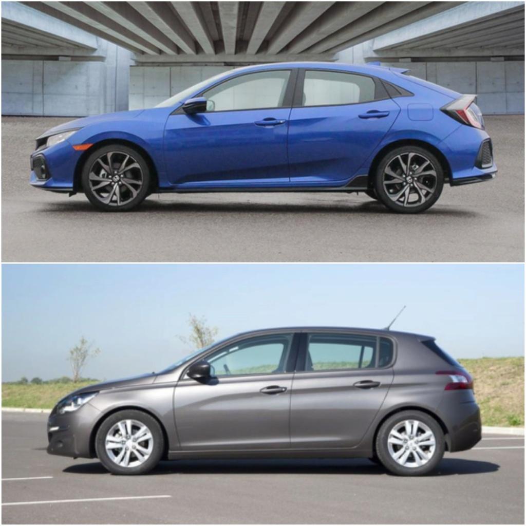 2021 - [Honda] Civic Hatchback  20200644