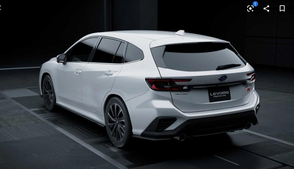 2019 - [Subaru] Levorg - Page 2 20200653