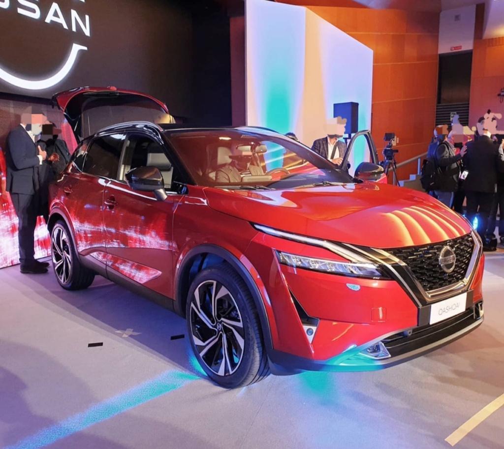2021 - [Nissan] Qashqai III - Page 7 20210135