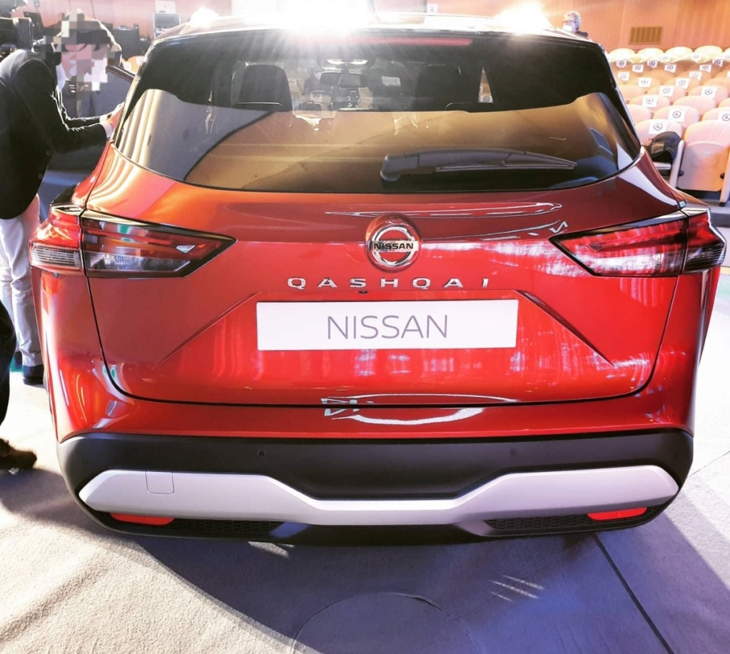 2021 - [Nissan] Qashqai III - Page 7 20210136