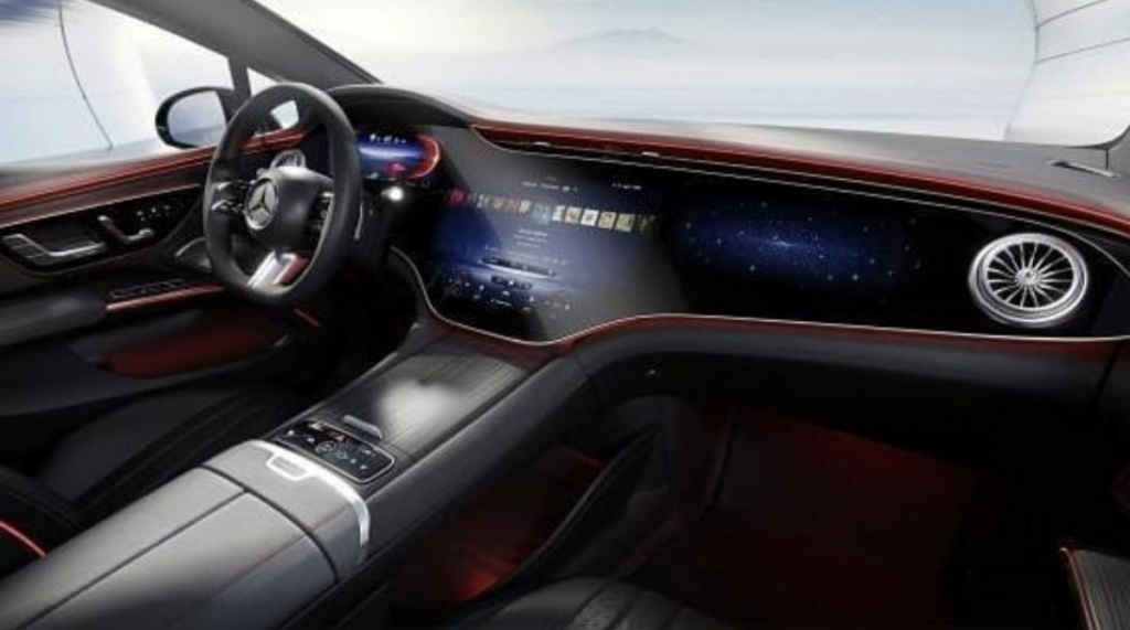 2021 - [Mercedes] EQS - Page 11 20210147