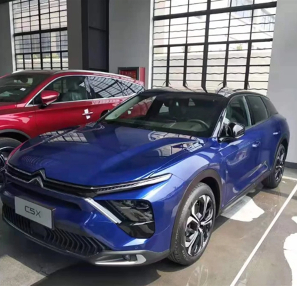 2021 - [Citroën] C5X  [E43] 20210168