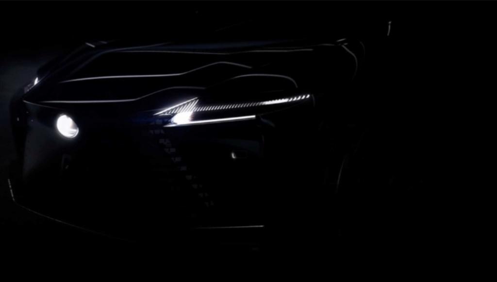 2021 - [Lexus] LF-Z Electrified Concept  20210210