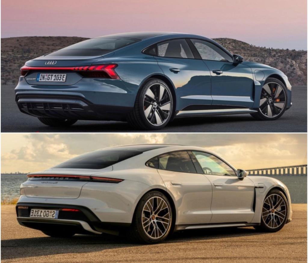 2021 - [Audi] E-Tron GT - Page 7 20210217